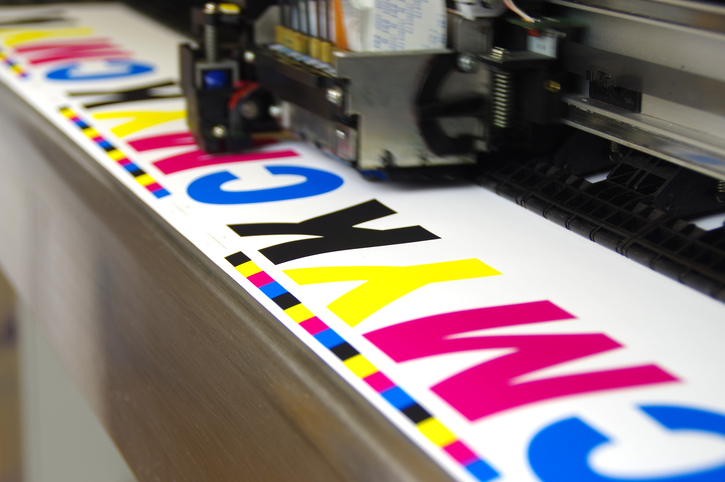 THE FUTURE OF LARGE FORMAT PRINTING